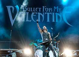 Bullet For My Valentine Wholesale Trade