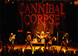 Cannibal Corpse Official Licensed Merchandise