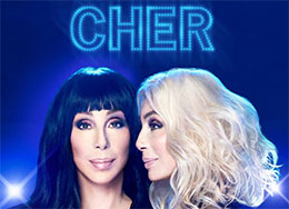 Cher Official Licensed Merchandise