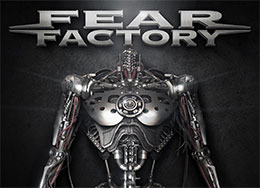 Fear Factory Wholesale Band Merch