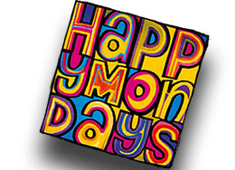 Happy Mondays: Happy Mondays suppliers of Merch