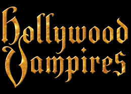 Hollywood Vampires Band Merch