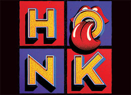 The Rolling Stones Honk Licensed Merchandise
