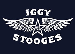 Iggy & The Stooges Official Merch