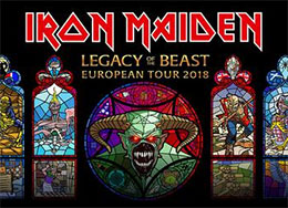 Iron Maiden LoB Tour