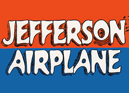 Jefferson Airplane Official Licensed Merchandise