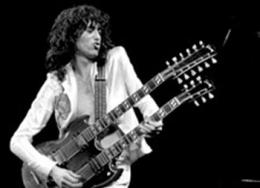 Jimmy Page Official Licensed Merch