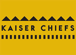 Kaiser Chiefs Official Licensed Merch
