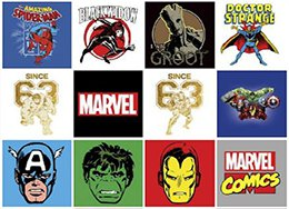 Marvel Comics Merch