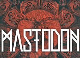 Mastodon Band Gear Wholesale Trade