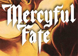Mercyful Fate Merchandise