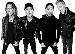 Metallica Wholesale Merch