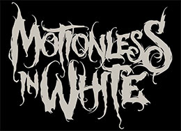 Motionless In White Merchandise