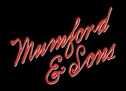Mumford & Sons Wholesale Trade Supplies