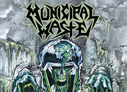Municipal Waste Merch