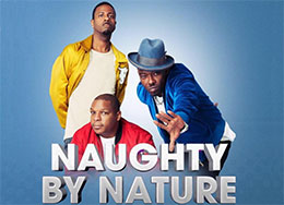 Naughty By Nature Merchandise