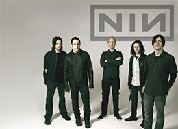 Nine Inch Nails Merchandise Wholesale Trade