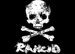 Rancid Licensed Merchandise