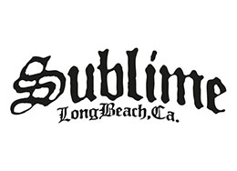 Sublime Official Licensed Merchandise