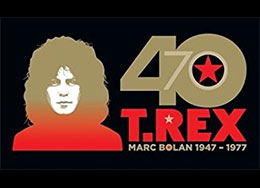 T-Rex Marc Bolan Official Licensed