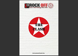 The Clash Flipbook Collection