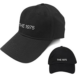 The 1975 Unisex Baseball Cap: Logo