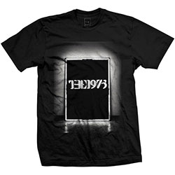 The 1975 Unisex Tee: Black Tour