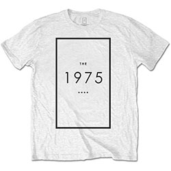 The 1975 Unisex Tee: Original Logo