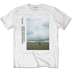The 1975 Unisex Tee: ABIIOR Side Fields