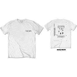 The 1975 Unisex Tee: ABIIOR Teddy (Back Print)