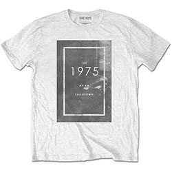 The 1975 Unisex Tee: Facedown