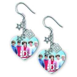 One Direction Earrings: Phase 1