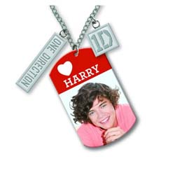One Direction Necklace: Harry