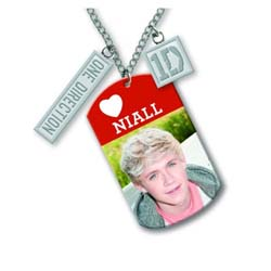 One Direction Necklace: Niall
