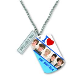 One Direction Necklace: Whole Band