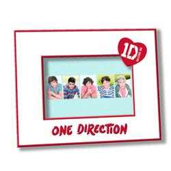 One Direction Photo Frame: 5 Head Shots