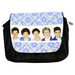 One Direction Messenger Bag: World Tour