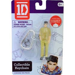 One Direction Standard Keychain: Zayn Figure