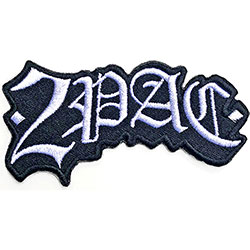 Tupac Standard Patch: Gothic Arch