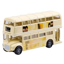 The Beatles Die-Cast Model: The Beatles for Sale (Routemaster Bus)