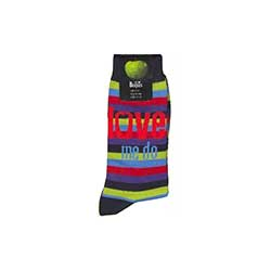 The Beatles Men's Socks: Love Me Do