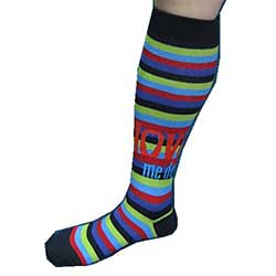 The Beatles Ladies Socks: Love Me Do