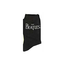 The Beatles Men's Socks: Drop T Logo