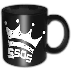 5 Seconds of Summer Boxed Premium Mug: Crown
