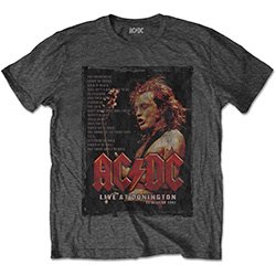 AC/DC Men's Tee: Donington Set