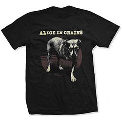 Alice In Chains Unisex Tee: Three Legged Dog