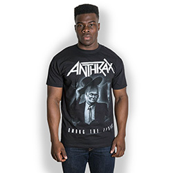 Anthrax Men's Tee: Among the Living