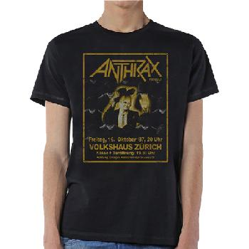 Anthrax Unisex Tee: Among The Living New
