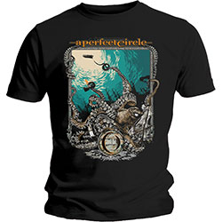 A Perfect Circle Unisex Tee: The Depths
