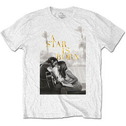 A Star Is Born Unisex Tee: Jack & Ally Movie Poster